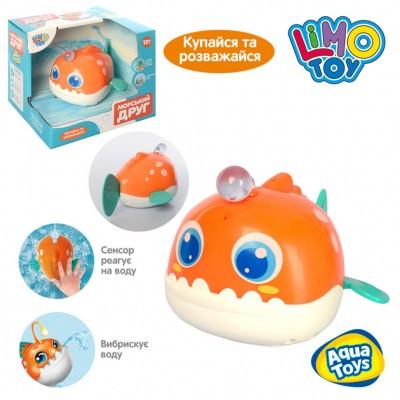 """Іграшка для купання """"Рибка"""" 8103 16 см"""