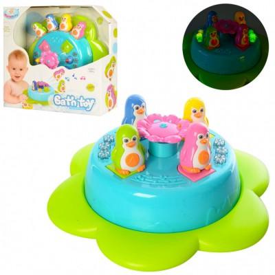 """Музична іграшка для ванної, з підсвічуванням """"Фонтанчик"""" CS009"""