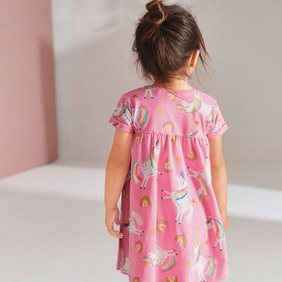 Плаття для дівчинки Блискучий єдиноріг Jumping Meters